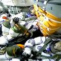 VIDEO | Hiina saatis esimese meeskonna oma uude kosmosejaama