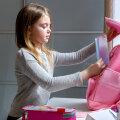 Kiropraktik Priit Kõrve annab nõu, kuidas koolilapse ranits kergemana hoida