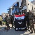 Iraagi televisiooni teatel saabus peaminister Islamiriigist vabastatud Ramadisse