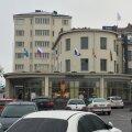 Põhjanaabrite hotellis heisati Eesti lipp valet pidi