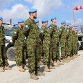 Kaitseväelased EV100 Liibanonis