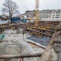 ФОТО: Зеленой зоны больше не будет: в центре Таллинна построят восьмиэтажное офисно-жилое здание