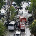 Istanbulis toimunud politseibussi vastu suunatud plahvatuses hukkus vähemalt 11 inimest