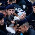 Horvaatiasse saabus laupäeval 11 500 põgenikku