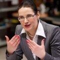 Новой уполномоченной по гендерному равноправию и равному обращению стала Лийза Пакоста