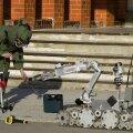 Спасательный департамент отправил в Мали двух саперов