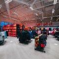 В Ласнамяэ открылся второй в Эстонии аутлет Nike