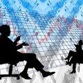 Insaiderid kasutavad aktsiaturu tõusu müümiseks