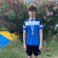 Юный чемпион Денис Куртенков