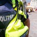 Eesti saadab politseiüksuse appi Sloveenia-Horvaatia piiril korda tagama