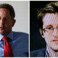 Hans-Georg Maaßen ja Edward Snowden