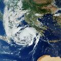 Kreekat rapib orkaanilaadne torm