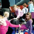Lapsed said teada, et võõra koeraga tutvust tehes ei ole mõistlik teda pea pealt silitada