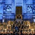 В Милане планируют создать монумент жертвам COVID-19