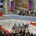 Nobeli preemiaid kärbitakse majanduskriisi tõttu