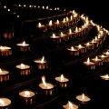 Hingedepäeval süüdatakse Pärnamäe tuhakalmel mälestusküünlad