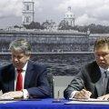 Gazpromi juht Aleksei Miller ja Shelli juhatuse esimees sõlmisid koostöömemorandumi