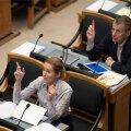 Mart Järviku umbusaldamine Riigikogus, Kaja Kallas, Jürgen Ligi