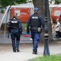 Politseinikud probleemsete noorte üheks lemmikkohaks saanud Kanuti aias Tallinnas