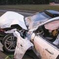 Liiklusõnnetus Russalka juures