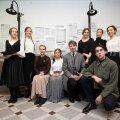 Tallinna Reaalkool osales Eesti Rahva Muuseumi ning Eesti Ajaloo- ja Ühiskonnaõpetajate Seltsi korraldatud ajarännaku projektis ja läks ajas tagasi aastasse 1918.