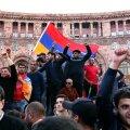 Kreml: Armeenia peaministri tagasiastumise ja Ukraina riigipöörde võrdlemine on kohatu