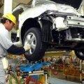 Toyota Vios valmimas Tianjini autotehase konveieril