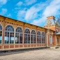 TSAARI VAKSAL: Haapsalu raudtee ehitati Vene tsaari Nikolai II heakskiidul, kuid ise ta sinna kunagi ei jõudnudki.