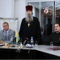 Press-konferents Narvas