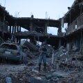 VIDEO: Kabuli pommiplahvatuses hukkus vähemalt kaheksa inimest