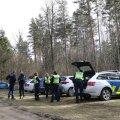 Kadunud politseinikut pole mitmekümne otsija, helikopteri ja drooni kaasamise kiuste siiamaani leitud