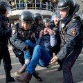 Meeleavaldus Moskvas 2017. aasta 26. märtsil.