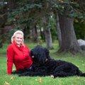 Hedi Kumm ja tema 3aastane Kolja.