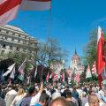 Ungari partei korraldas meeleavalduse Juutide Maailmakongressi vastu
