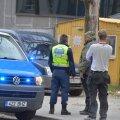 Politsei kontrollib ehitajaid