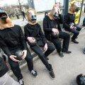 SMS-laenude vastane aktsioon Tallinnas