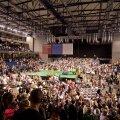 Jehoova tunnistajate kogunemine toob Saku suurhalli tuhandeid inimesi