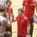 Võrkpall, Saaremaa vk, Selver, esimene mäng, poolfinaal