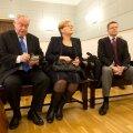 Villu Reiljan, Ester Tuiksoo ja Tullio Liblik maadevahetajate kohtuistungil ringkonnakohtus