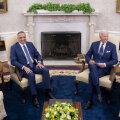 Biden teatas USA lahingumissiooni lõpetamisest Iraagis selle aasta lõpuks