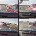 VIDEO | Lubadeta juht põhjustas raju tagaajamise, politsei rammis sõiduki teelt välja