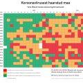GRAAFIK | Koroonaviirusega seotud olukord Eestis halveneb
