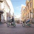 Elektrijalgrattad Tartus