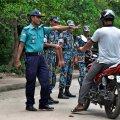 Bangladeshi pealinna Dhaka diplomaatilises kvartalis rünnati kohvikut