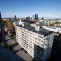 Проект строительства жилья в центре Таллинна втянут в судебные споры, треть квартир продана