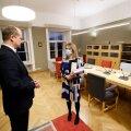 VIDEOD | Kaja Kallas: täna hommikul oli koalitsiooonisaadikuid, kes olid veendunud, et rahvahääletust ei tule