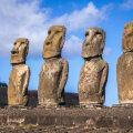 Polüneeslased ja põlisameeriklased kohtusid sajandite eest