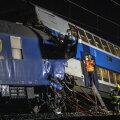 Tšehhi rongiõnnetuses hukkus üks ja sai viga 35 inimest