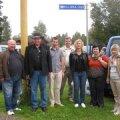 Illuka esindus aasta tagasi avatud Illuka teeviida juures Taivalkoski südames. Foto: Tairi Hütt