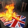 Briti peaminister ähvardas Iraani tõsiste tagajärgedega saatkonna ründamise eest
